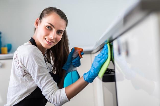 hemligheten bakom att rengöra ugn smart